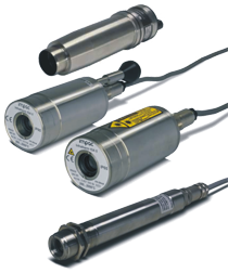 compact pyrometers